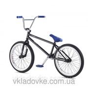 """Велосипед BMX WTP TRUST TT 21"""" черный, золотистый 2014 фото"""