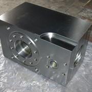 Гидравлическая коробка на буровой насос F500 фото