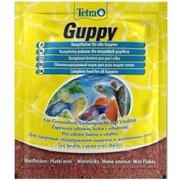 Корм для гуппи Tetra Guppy 12 г фото