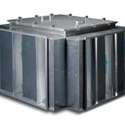 Шумоглушители LARGO для воздуховодов прямоугольного сечения фото