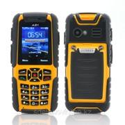 Прочный мобильный телефон Jinhan A81 - Водонепроницаемый, пыленепроницаемый, противоударный (желтый) фото