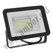 Прожектор светодиодный 3 20W SMD IP65 6500K Horoz (0680030020) фото