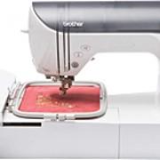 Вышивальная машина Вышивальная машина BROTHER NV-750E (поле вышивки 180х130мм, скорость 650 ст/мин) фото