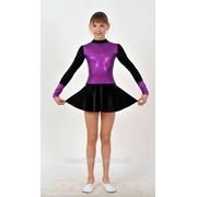 Платье танцевальное П1638 фото