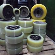 Полиуретановые шины колес фото