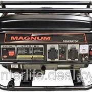 Электростанция бензиновая Magnum LT 3900 B 3 КВт фото