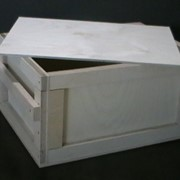 Тара (ящики) из фанеры, ДВП. фото