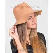 Шляпа ковбока бежевая фото