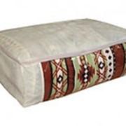 Чехол для хранения одеял 60х40х20см. фото
