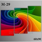 Картина модульная М-29, размер 60х90 фото