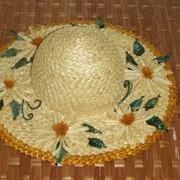 Шляпа женская рис. 892 фото