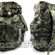 Рюкзак туристический V-45л мягкий DAIWA TY-1021 фото