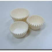 Круглые Бумажные Капсулы для Мини Маффинов фото
