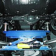 025JK00000 Траверса пневмогидравлическая Jack 2500, г/п 2500 кг фото