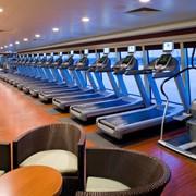 Фитнес клуб, тренажерный зал, восточные единоборства фото