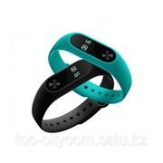 Xiaomi Bracelet MIBand 2, трекер активности с дисплеем и пульсометром фото