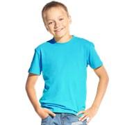 Футболка детская StanKids 06 Бирюзовый 12 лет фото