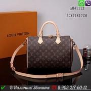 Louis Vuitton Сумка Speedy Monogram LV 30 35 фото