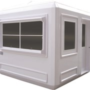 Модульная кабина ЕСО 270 х 270, МАФ фото