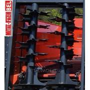 Адаптер разбрасывания органических удобрений с вертикальными барабанами фото