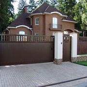 Откатные (сдвижные) ворота DoorHan фото