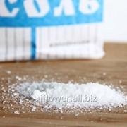 Соль поваренная пищевая - йодированная фото