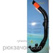 Трубка для плавания дайвинга и подводной охоты SN136-F 3D фото