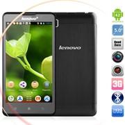 Смартфон Lenovo IdeaPhone P780, MTK6589 четырехъядерный, дисплей 5''HD,8MP Cam, Android 4.2 фото