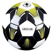 Мяч футбольный 280г-300г, №5, PVC глянцевый Т81422 фото