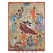 Икона Рождество Христово, XVIв. Артикул: 001034ид9001 фото