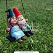 Качели детские садовые, уличные фото