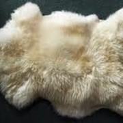 Выделка и крашение натурального меха овчины фото