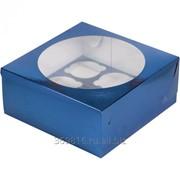 Коробка для капкейков фото