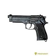 Пистолет Беретта 92F, калибр 9 мм D7/1254 фото