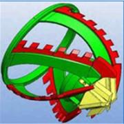 Запасные части и комплектующие для землеройных машин-землесосных снарядов. фото