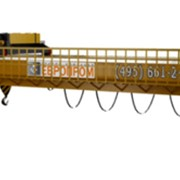 Краны мостовые двухбалочные фото