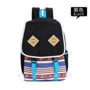 Городской рюкзак M3802-2 черный фото