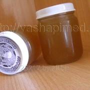 Пчелиное маточное молочко, консервированное медом 1:100 фото