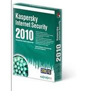 Продукты антивирусные программные Kaspersky Internet Security 2010 фото