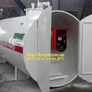 Модуль бензиновый, модульная АЗС фото