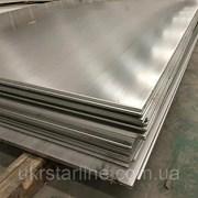 Лист алюминиевый 1,5*1500*4000 фото