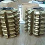Фрезы червячные чистовые 20* сталь Р6М5 ГОСТ9324-80 модуль 10 фото
