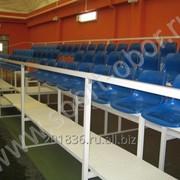 Трибуна на подиуме h -0,5м Артикул: СТ.301 фото
