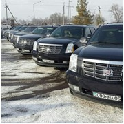 Аренда автомобиля Cadillac Escalade фото