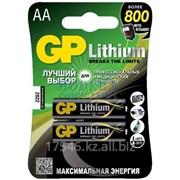 Батарейки GP Batteries Lithium AA LR6-15LF-2CR2 фото