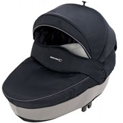 Windoo Plus TB BebeConfort автолюлька, От рождения до 6 месяцев, до 10 кг, Total Black фото