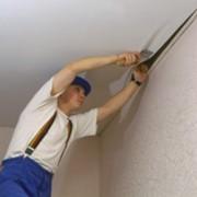 Обслуживание постгарантийное натяжных потолков фото