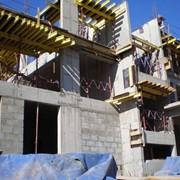 Работы строительно-монтажные. фото