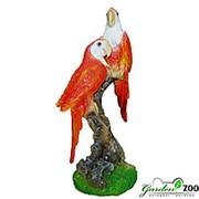 Фигура для сада Попугаи фото