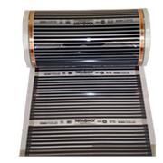 Інфрачервона тепла підлога з нагрівальної плівки HEAT PLUS стандарт (Хит Плюс) фото
